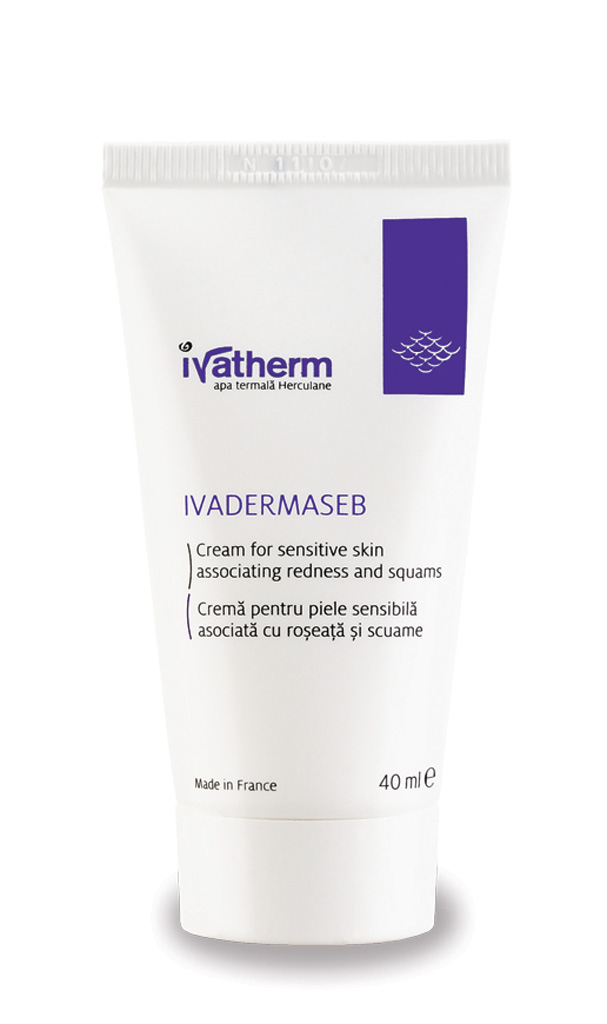 IVADERMASEB crema x 40 ml