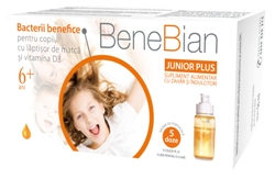 BeneBian Junior Plus 1+1 cadou