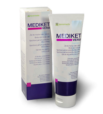 Mediket Versi gel de dus 200 ml