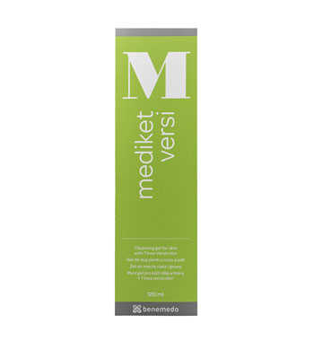 Mediket Versi gel de dus 120 ml