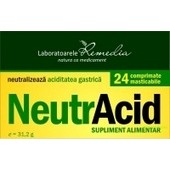 NeutrAcid x 24 comprimate masticabile