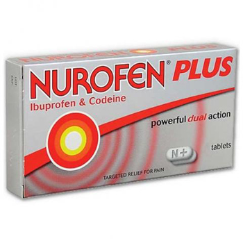 Nurofen Plus x 24 tablete